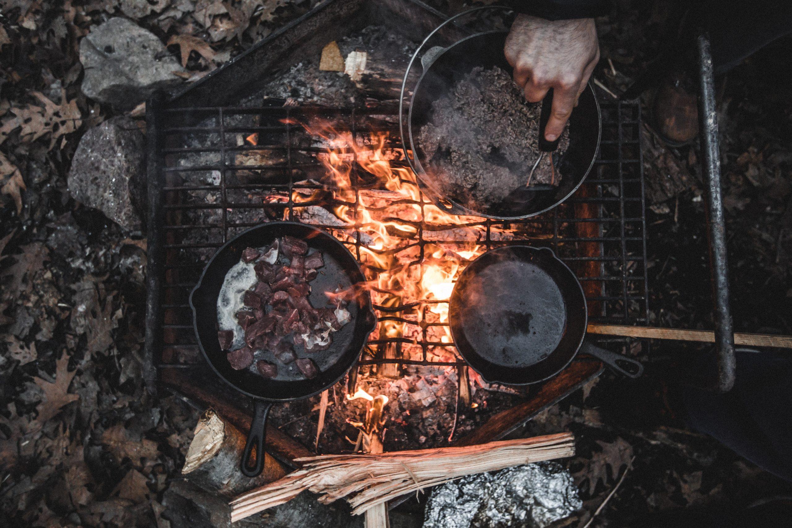 types of BBQ